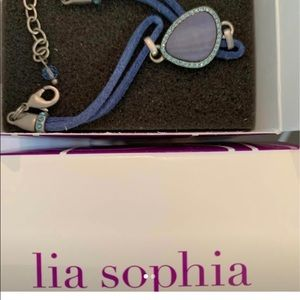 NEW Lia Sophia Ocean Splash Bracelet